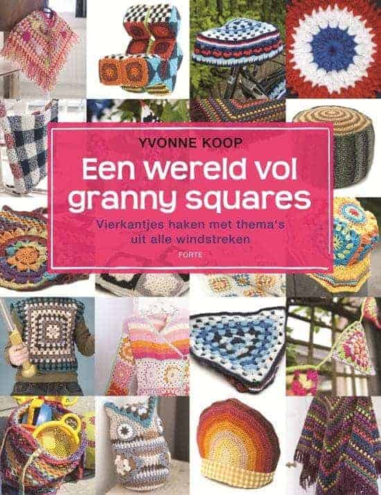 Granny Squares Haken Hoe Doe Je Dat Met Nederlands Video Tutorial